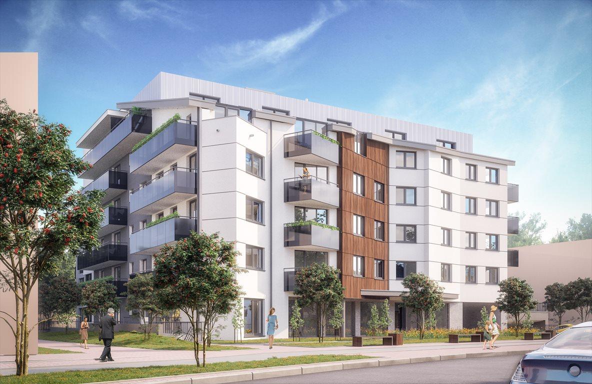 Mieszkanie trzypokojowe na sprzedaż Białystok, Dziesięciny, ul. Generała Józefa Hallera  74m2 Foto 2