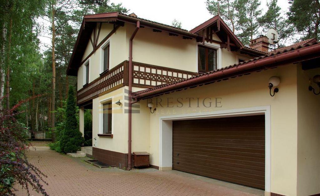 Dom na wynajem Konstancin-Jeziorna, Nowe Wierzbno, Jodłowa  490m2 Foto 3