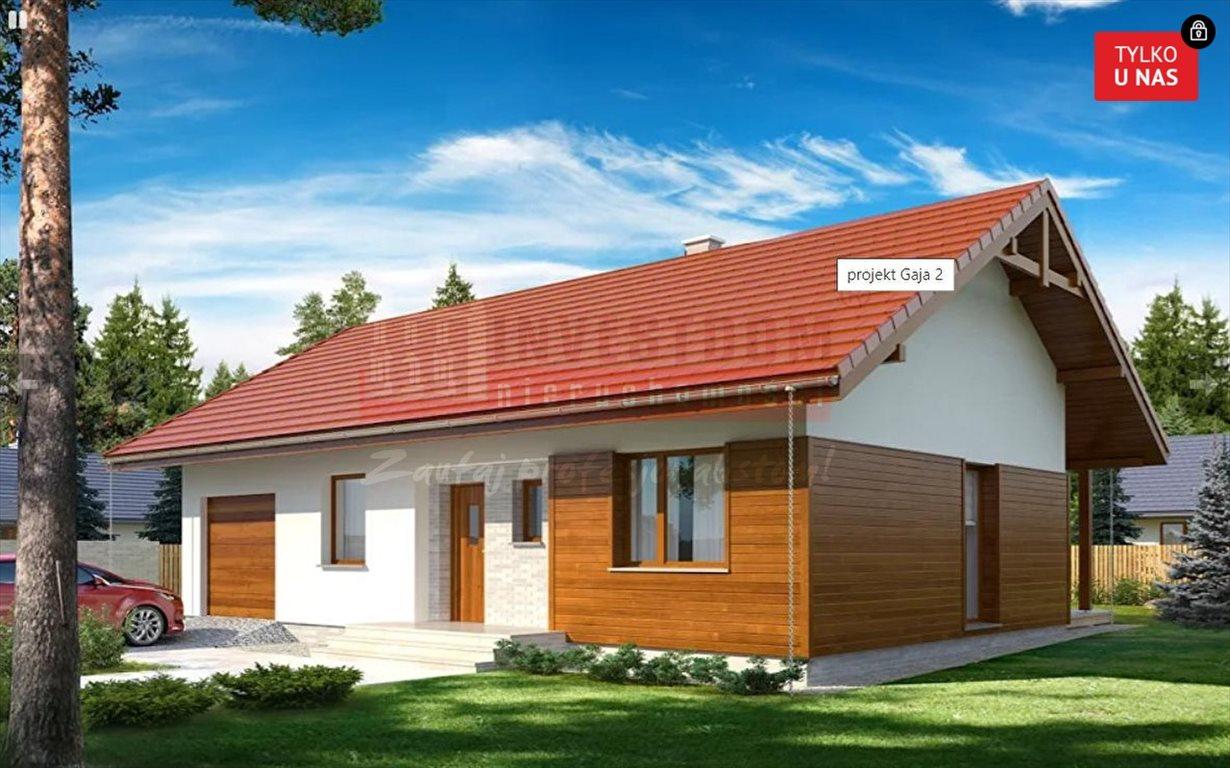 Dom na sprzedaż Nowa Wieś Mała  104m2 Foto 1
