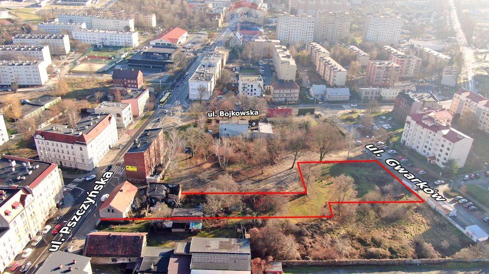 Działka inwestycyjna na sprzedaż Gliwice, Centrum, Pszczyńska  3382m2 Foto 2