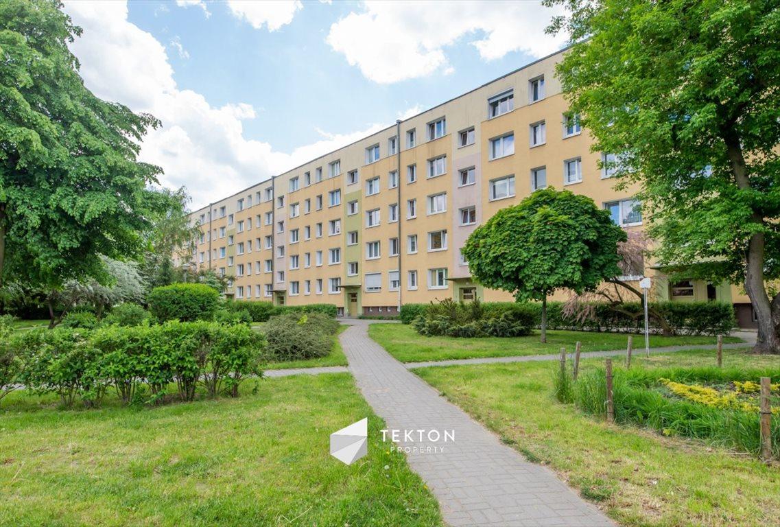 Mieszkanie trzypokojowe na sprzedaż Poznań, Rataje, Bohaterów II Wojny Światowej  47m2 Foto 1