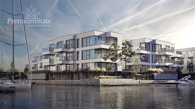 Mieszkanie dwupokojowe na sprzedaż Gdańsk, Śródmieście, Sol Marina, SZAFARNIA  41m2 Foto 8