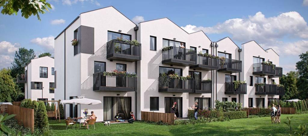 Mieszkanie trzypokojowe na sprzedaż Poznań, Smochowice  45m2 Foto 2