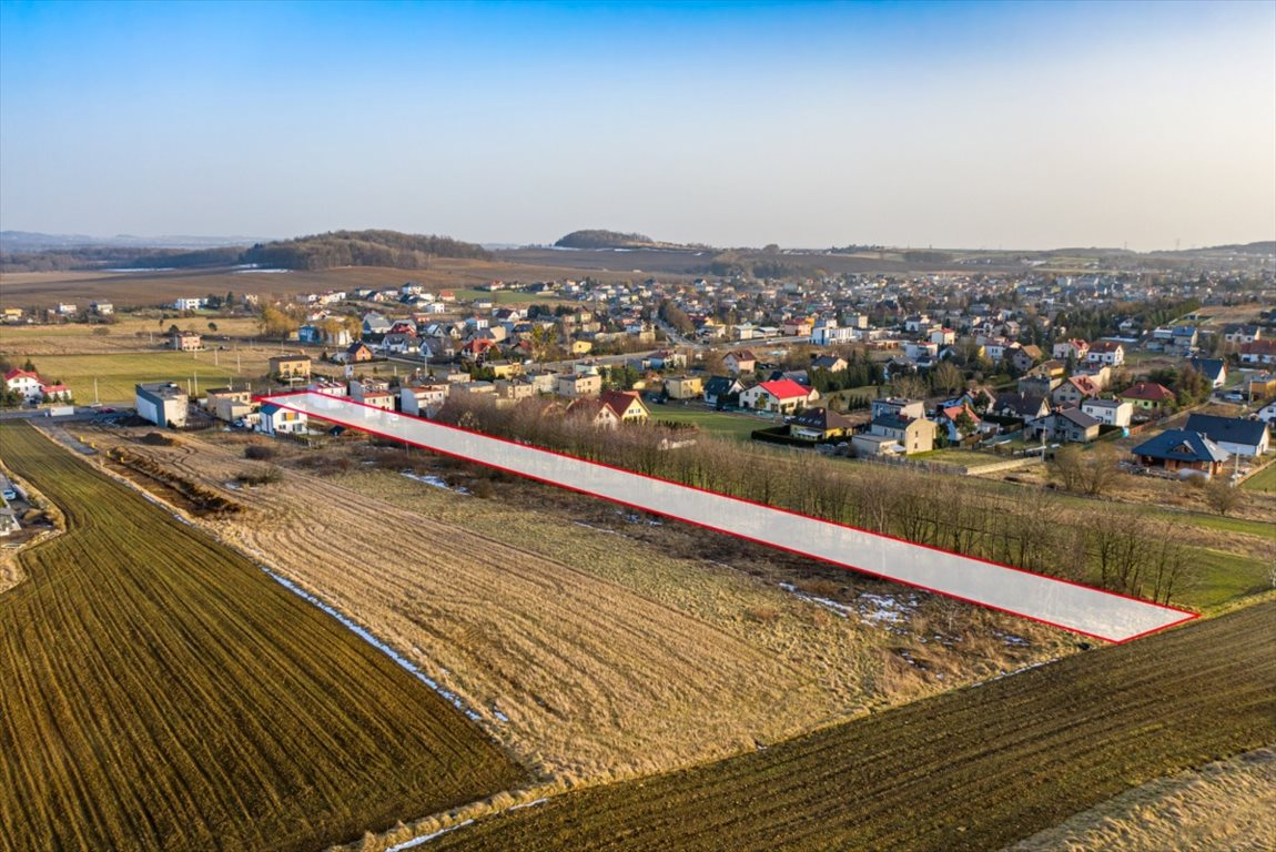 Działka przemysłowo-handlowa na sprzedaż Świerklaniec, Radzionkowska  5140m2 Foto 5