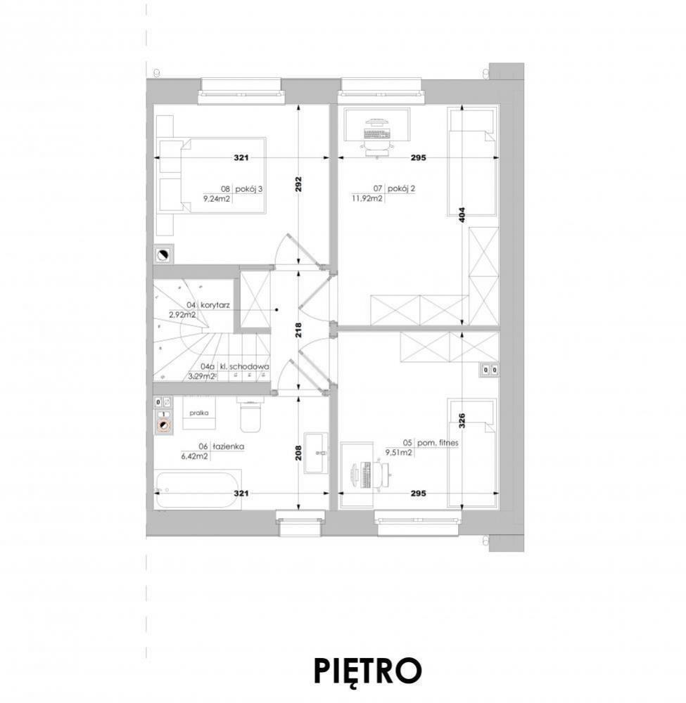 Dom na sprzedaż Luboń, Lasek  90m2 Foto 10