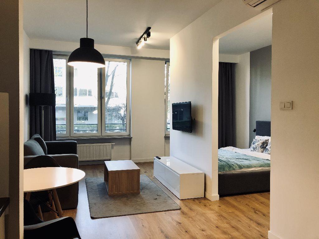 Mieszkanie dwupokojowe na sprzedaż Warszawa, Wola, Kolejowa  38m2 Foto 3