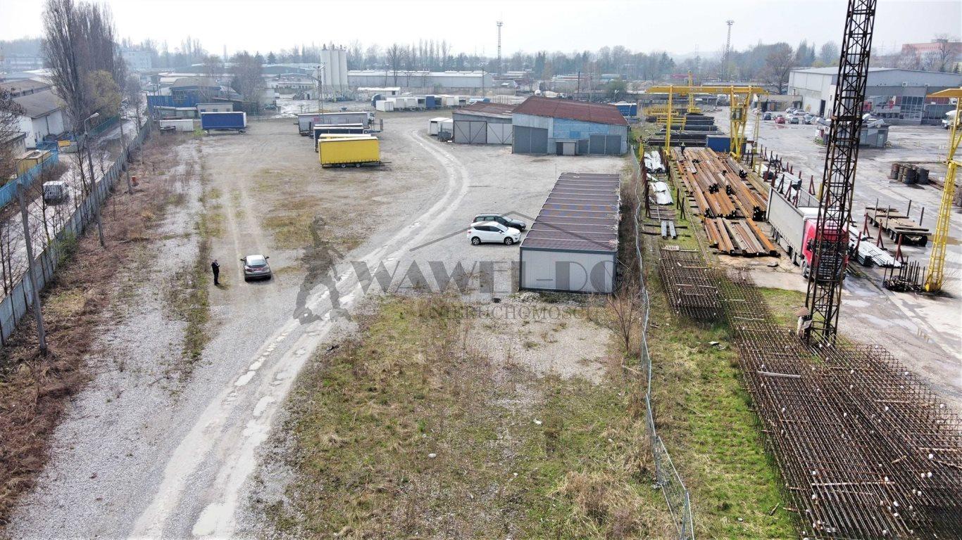 Działka przemysłowo-handlowa na sprzedaż Kraków, Nowa Huta  20000m2 Foto 8