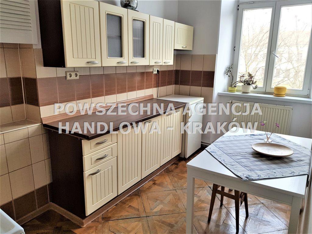 Mieszkanie dwupokojowe na sprzedaż Kraków, Stare Miasto  68m2 Foto 5