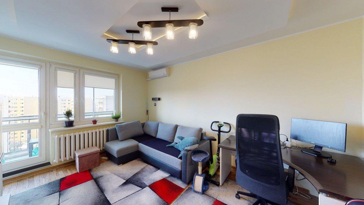Mieszkanie trzypokojowe na sprzedaż Warszawa, Ursynów, Na Uboczu  52m2 Foto 1
