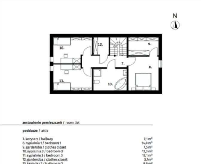 Dom na sprzedaż Cekcynek  118m2 Foto 4