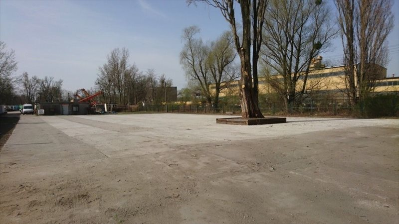 Działka przemysłowo-handlowa pod dzierżawę Wrocław, Fabryczna, Żerniki, Szczecińska  2000m2 Foto 1