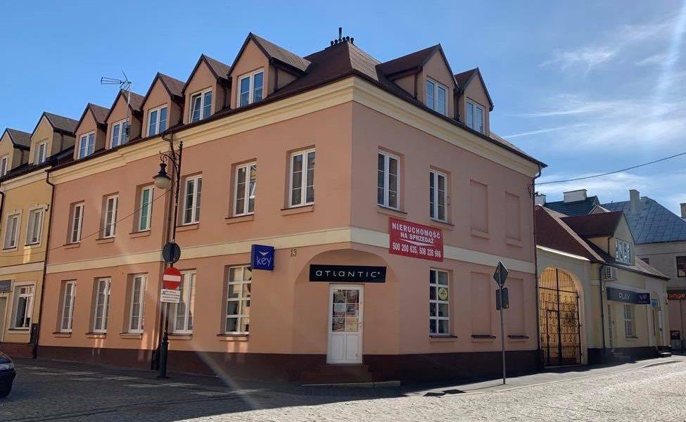 Dom na sprzedaż Łęczyca, Poznańska 13  546m2 Foto 1