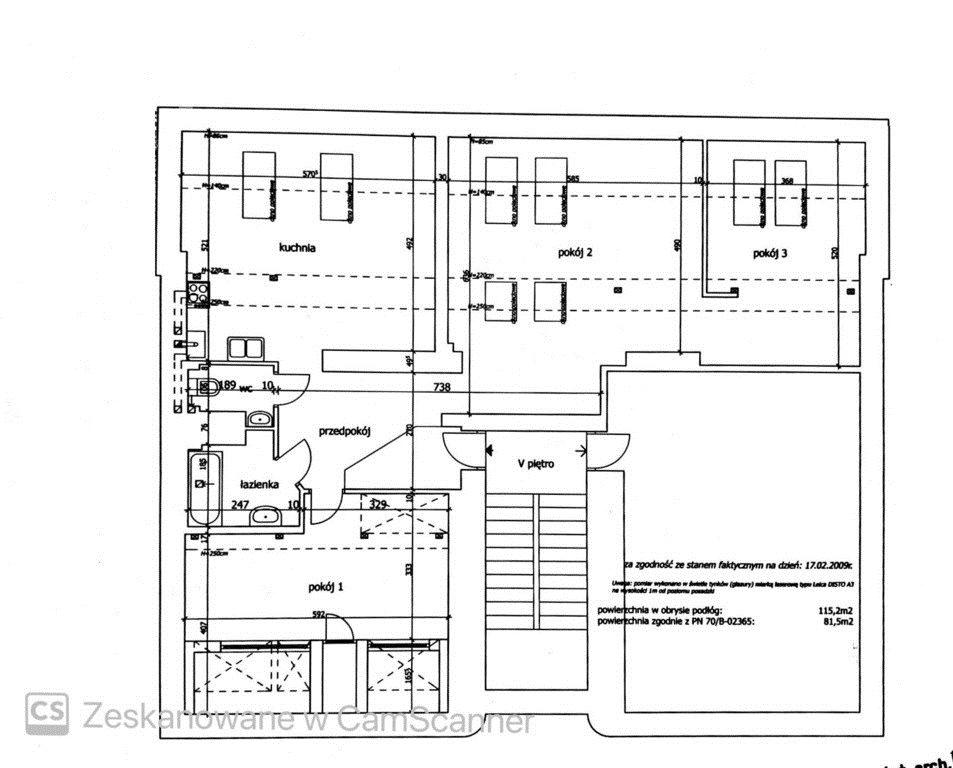 Mieszkanie trzypokojowe na sprzedaż Warszawa, Mokotów, Stary Mokotów, al. Niepodległości  82m2 Foto 10