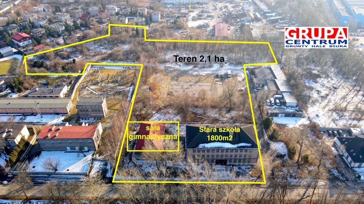 Lokal użytkowy na sprzedaż Bytom, Łagiewniki  2300m2 Foto 1
