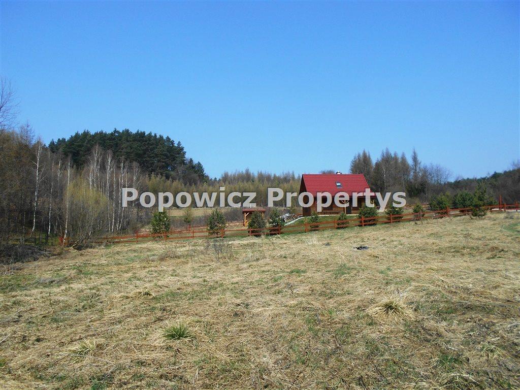 Działka budowlana na sprzedaż Ruszelczyce  1100m2 Foto 3