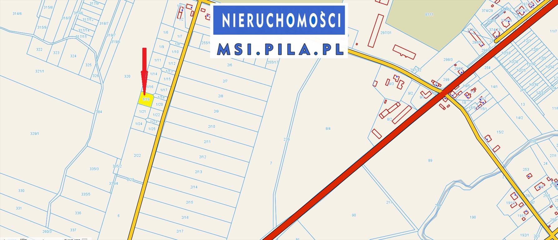 Działka budowlana na sprzedaż Dolnik  1220m2 Foto 2