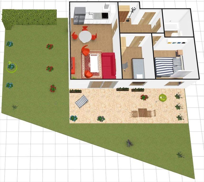 Mieszkanie trzypokojowe na sprzedaż Police  59m2 Foto 2