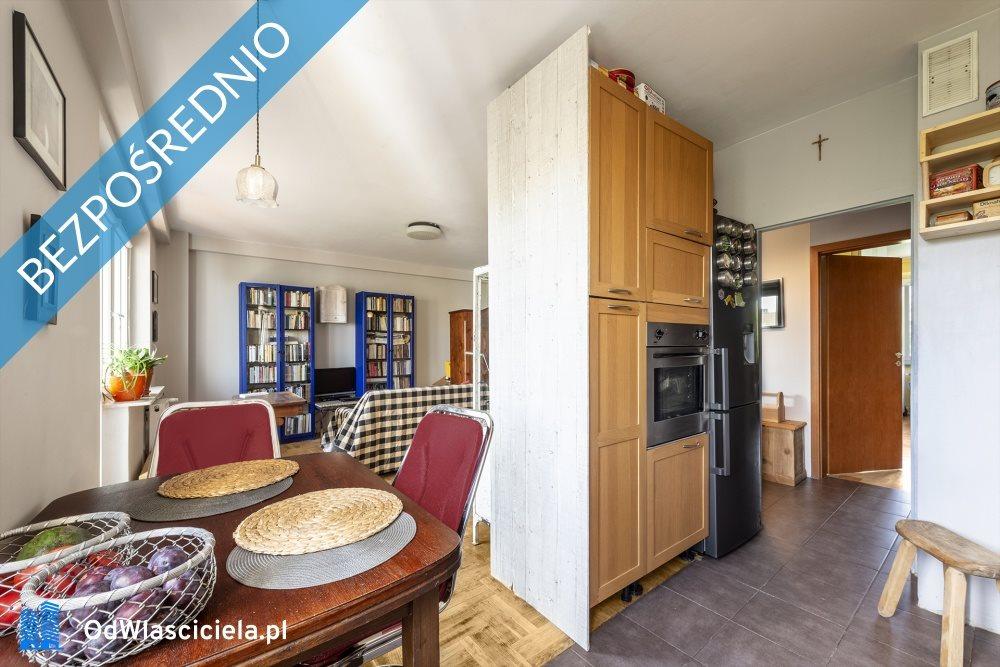 Mieszkanie trzypokojowe na sprzedaż Warszawa, Ursynów, Kazury  63m2 Foto 6