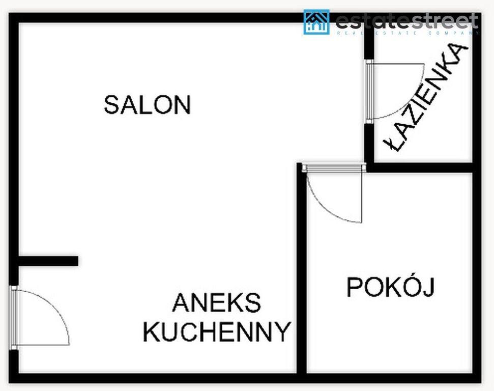Mieszkanie dwupokojowe na wynajem Kraków, Stare Miasto, Stare Miasto, Łobzowska  38m2 Foto 12