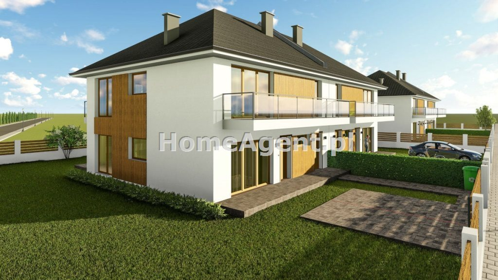 Mieszkanie trzypokojowe na sprzedaż Niepołomice  80m2 Foto 2