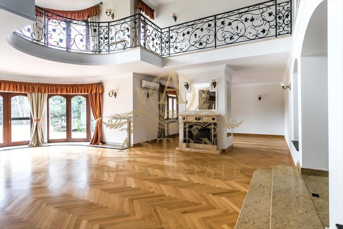 Dom na wynajem Warszawa, Wilanów, Kępa Zawadowska, Syta  1100m2 Foto 2