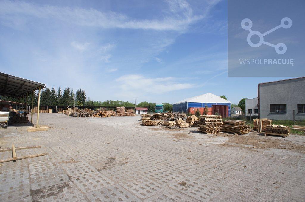 Działka przemysłowo-handlowa pod dzierżawę Goleniów, dzielnica przemysłowa  2500m2 Foto 4