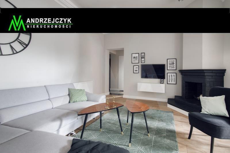 Mieszkanie trzypokojowe na wynajem Sopot, Centrum, BOHATERÓW MONTE CASSINO  65m2 Foto 1
