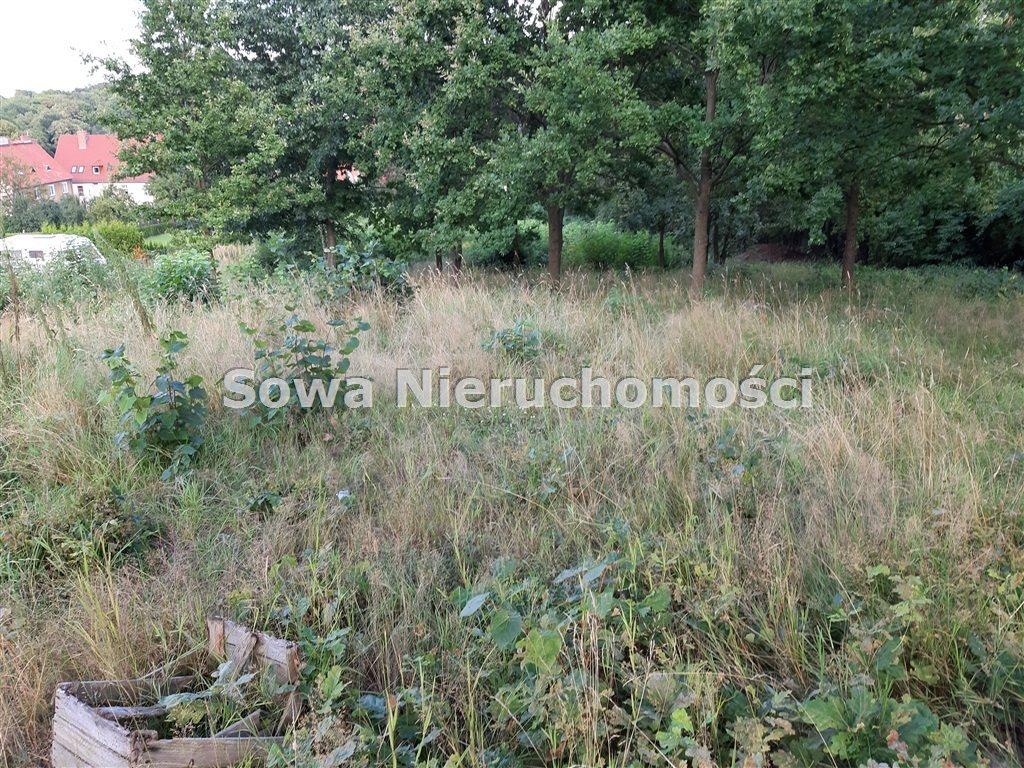 Działka budowlana na sprzedaż Szczawno Zdrój  1500m2 Foto 2