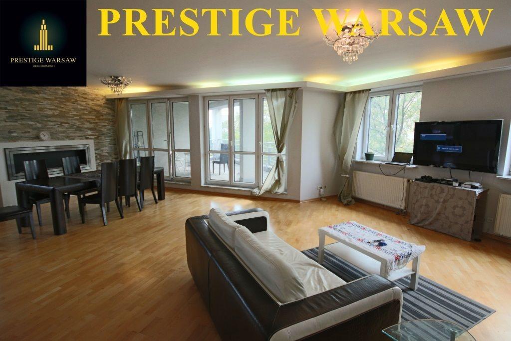 Mieszkanie na sprzedaż Warszawa, Praga-Południe, Saska Kępa, Zwycięzców  196m2 Foto 1