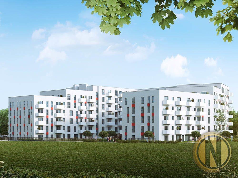 Mieszkanie trzypokojowe na sprzedaż Kraków, Prądnik Biały, Prądnik Biały, Henryka Pachońskiego  50m2 Foto 1