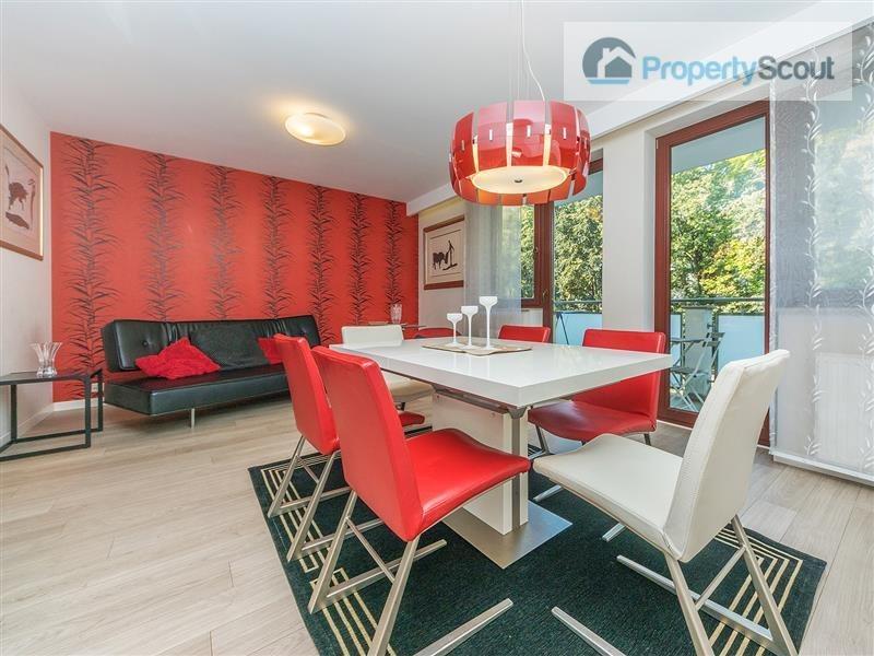 Mieszkanie dwupokojowe na wynajem Sopot, Górny, ARMII KRAJOWEJ  53m2 Foto 8