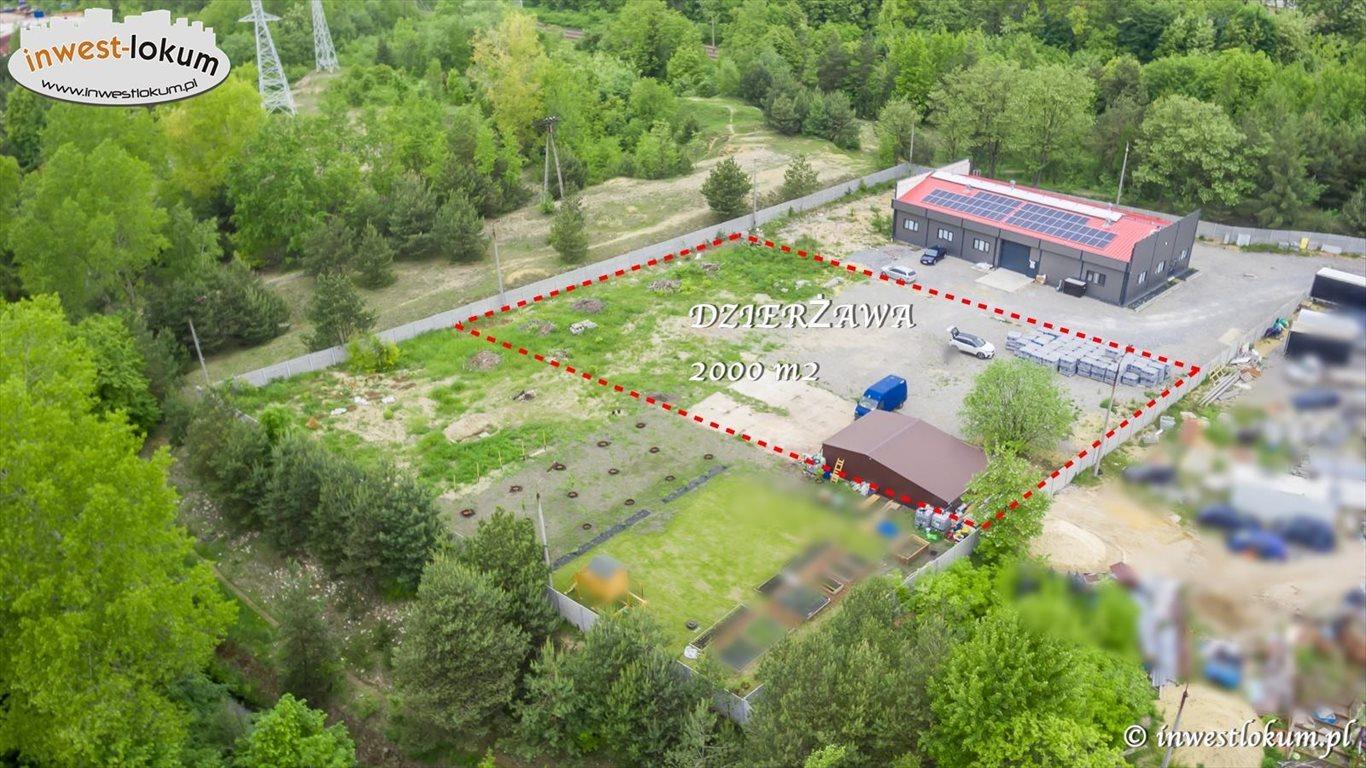 Działka przemysłowo-handlowa pod dzierżawę Olkusz  2000m2 Foto 1