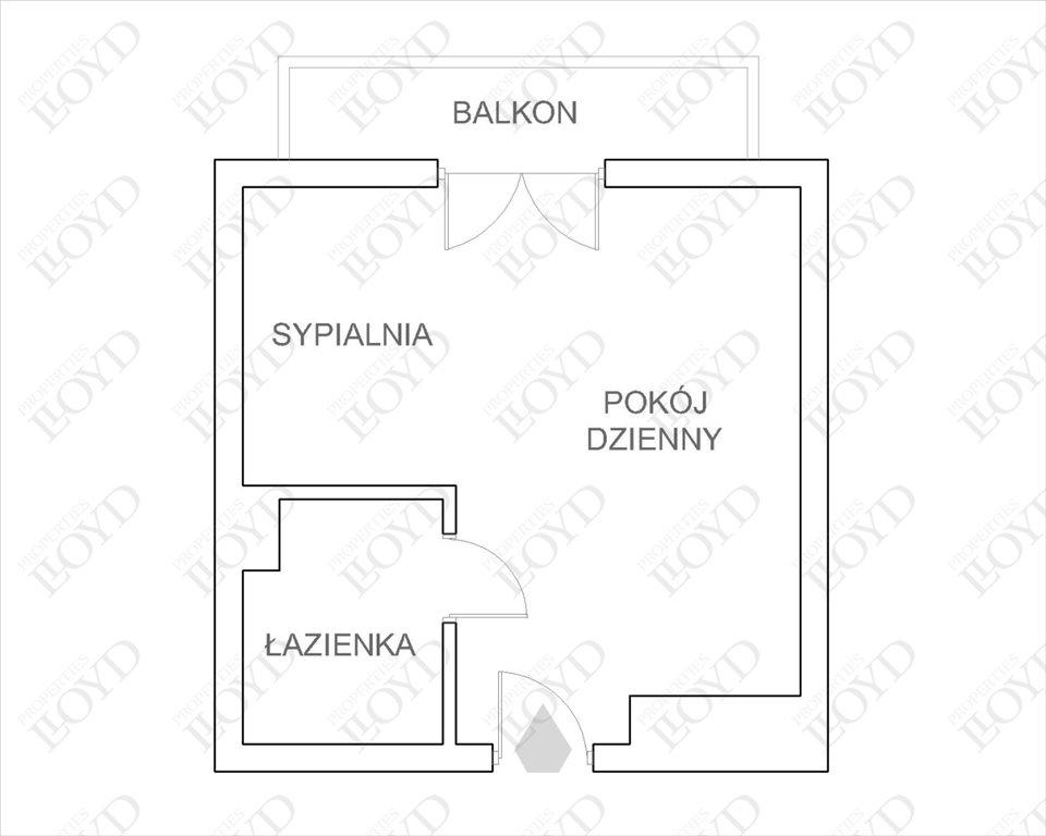 Kawalerka na sprzedaż Warszawa, Śródmieście, Burakowska  25m2 Foto 11