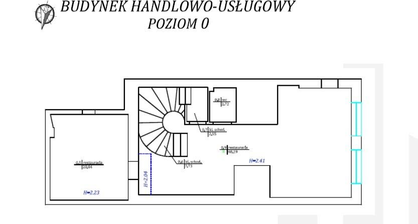 Lokal użytkowy na wynajem Warszawa, Śródmieście, Nowy Świat  315m2 Foto 4