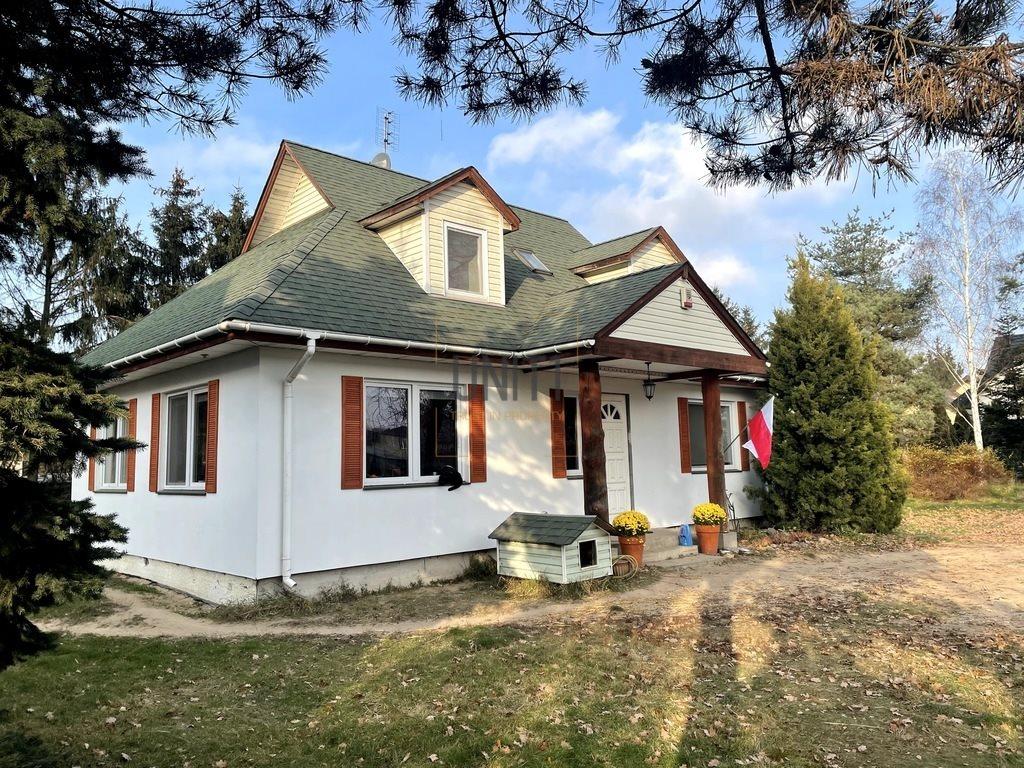 Dom na sprzedaż Domaniew, Muminków  137m2 Foto 1