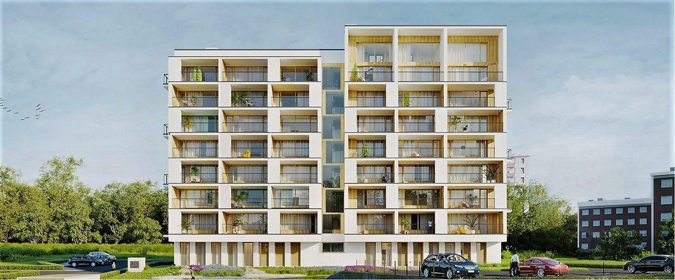Mieszkanie trzypokojowe na sprzedaż Lublin, Wieniawa, Miasteczko Akademickie  49m2 Foto 7