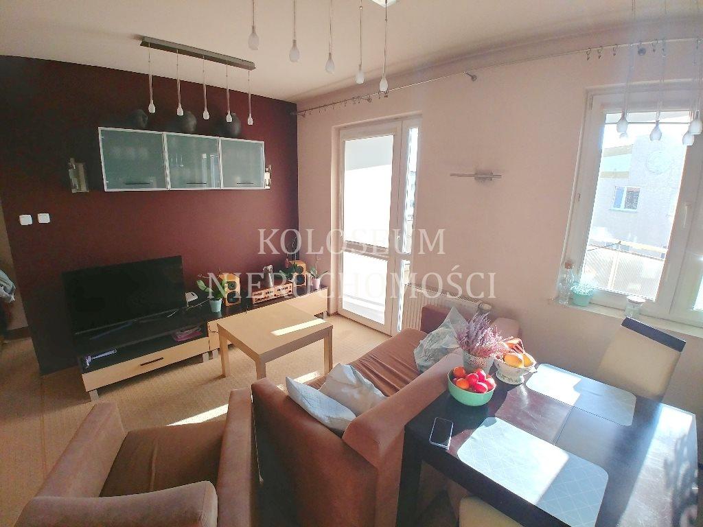 Mieszkanie dwupokojowe na wynajem Toruń, Wrzosy  47m2 Foto 1