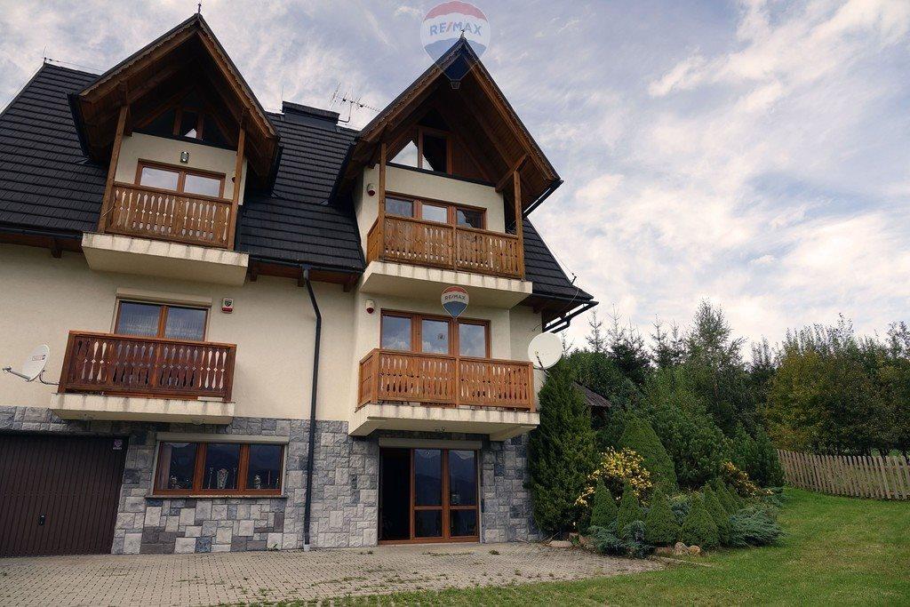 Mieszkanie dwupokojowe na sprzedaż Kościelisko, Pod Blachówką  70m2 Foto 1