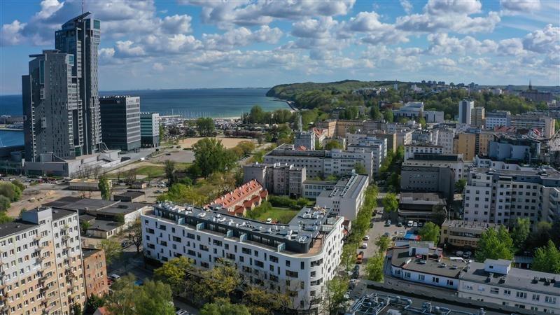 Lokal użytkowy na wynajem Gdynia, Śródmieście, ŻEROMSKIEGO STEFANA  88m2 Foto 1