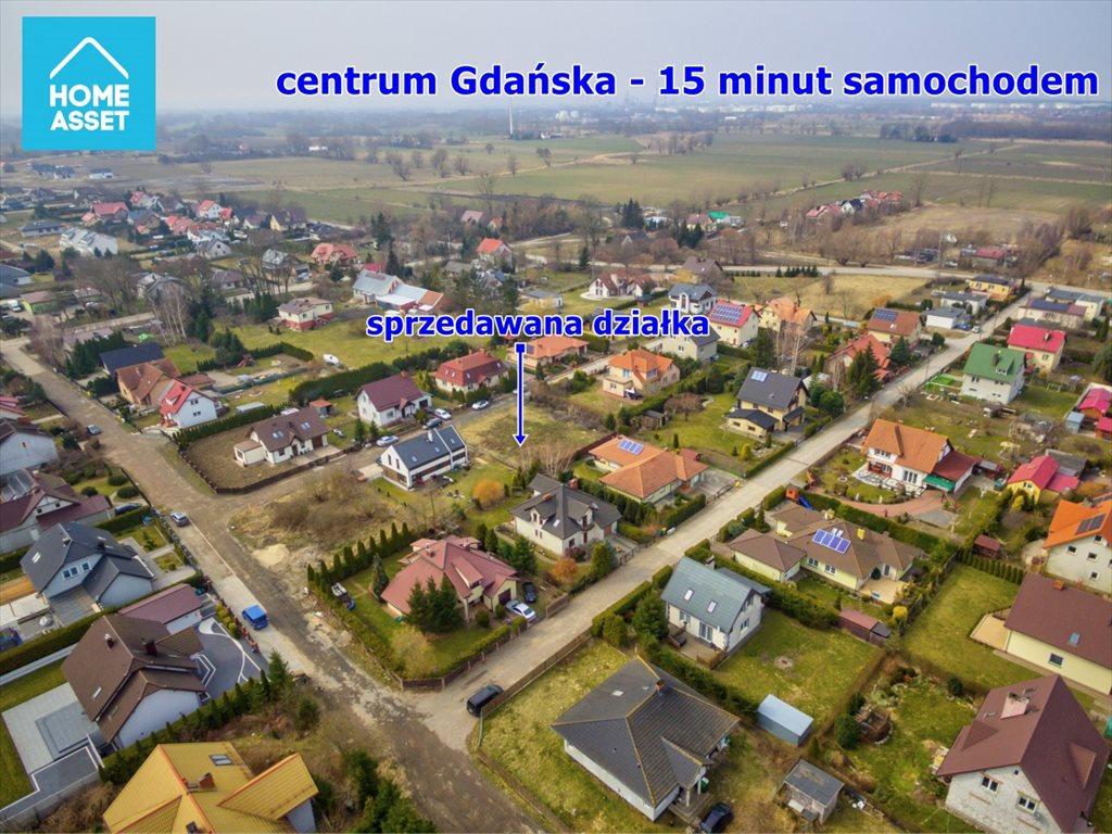 Działka budowlana na sprzedaż Wiślinka, Koralowa  732m2 Foto 8