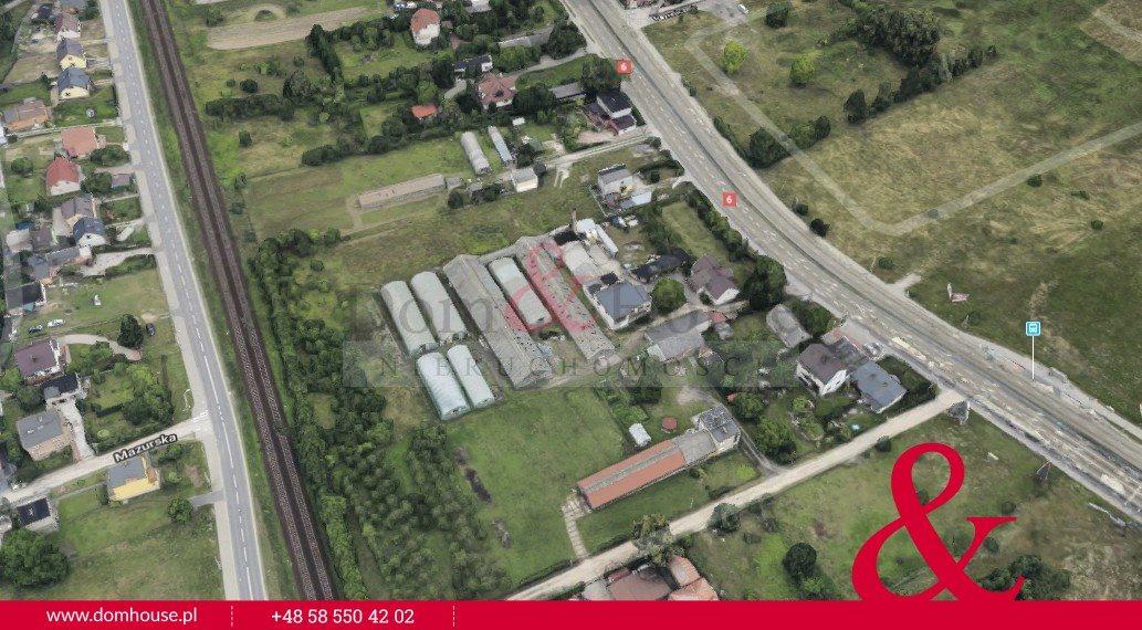 Działka budowlana na sprzedaż Rumia, Grunwaldzka  5627m2 Foto 2