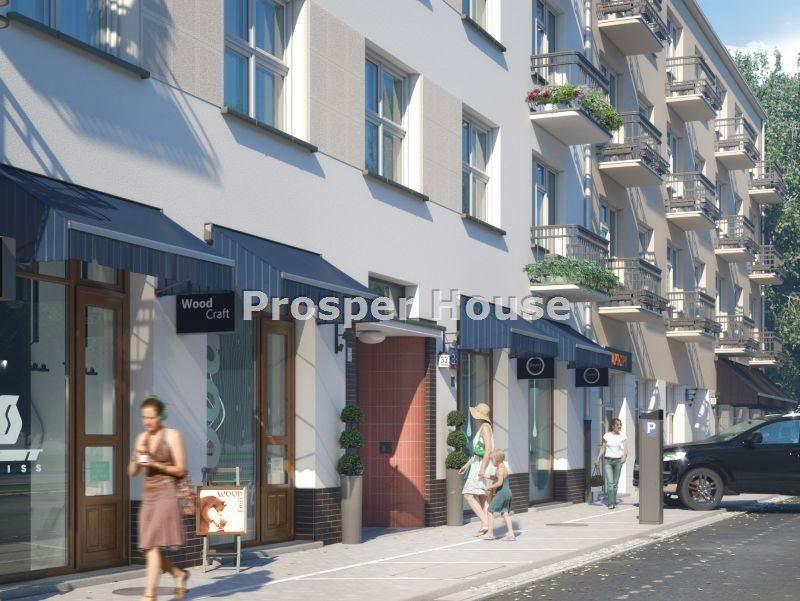 Lokal użytkowy na wynajem Warszawa, Mokotów, Gagarina  54m2 Foto 1