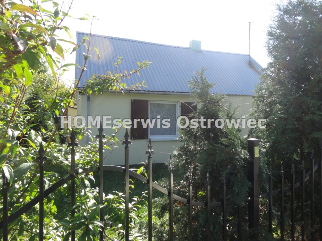 Dom na sprzedaż Ostrowiec Świętokrzyski, Denków  48m2 Foto 2