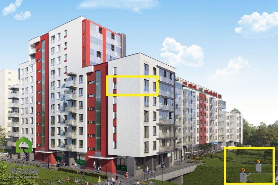 Mieszkanie dwupokojowe na sprzedaż Warszawa, Mokotów, Sonaty  44m2 Foto 2