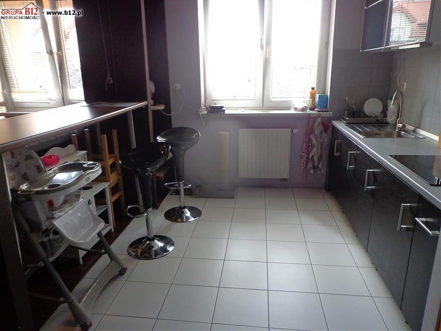 Mieszkanie dwupokojowe na wynajem Krakow, Kliny, Komuny Paryskiej  48m2 Foto 1
