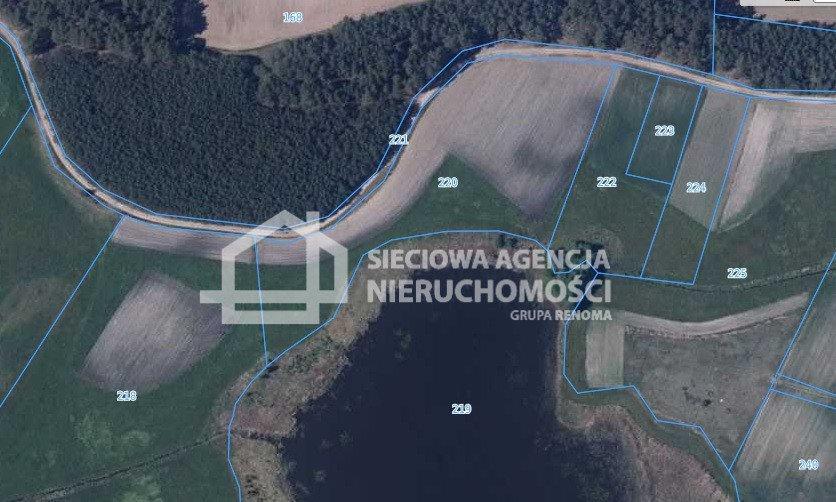 Działka rolna na sprzedaż Wdzydze Tucholskie  10000m2 Foto 12
