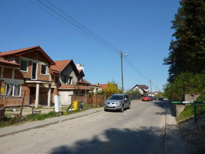Działka budowlana pod dzierżawę Gdynia, Mały Kack, PŁOCKA  609m2 Foto 1