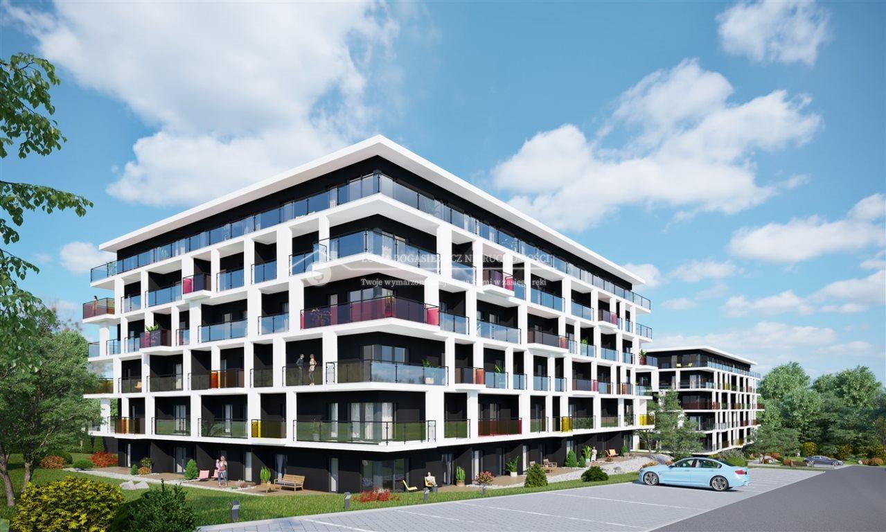 Mieszkanie dwupokojowe na sprzedaż Bielsko-Biała  47m2 Foto 1