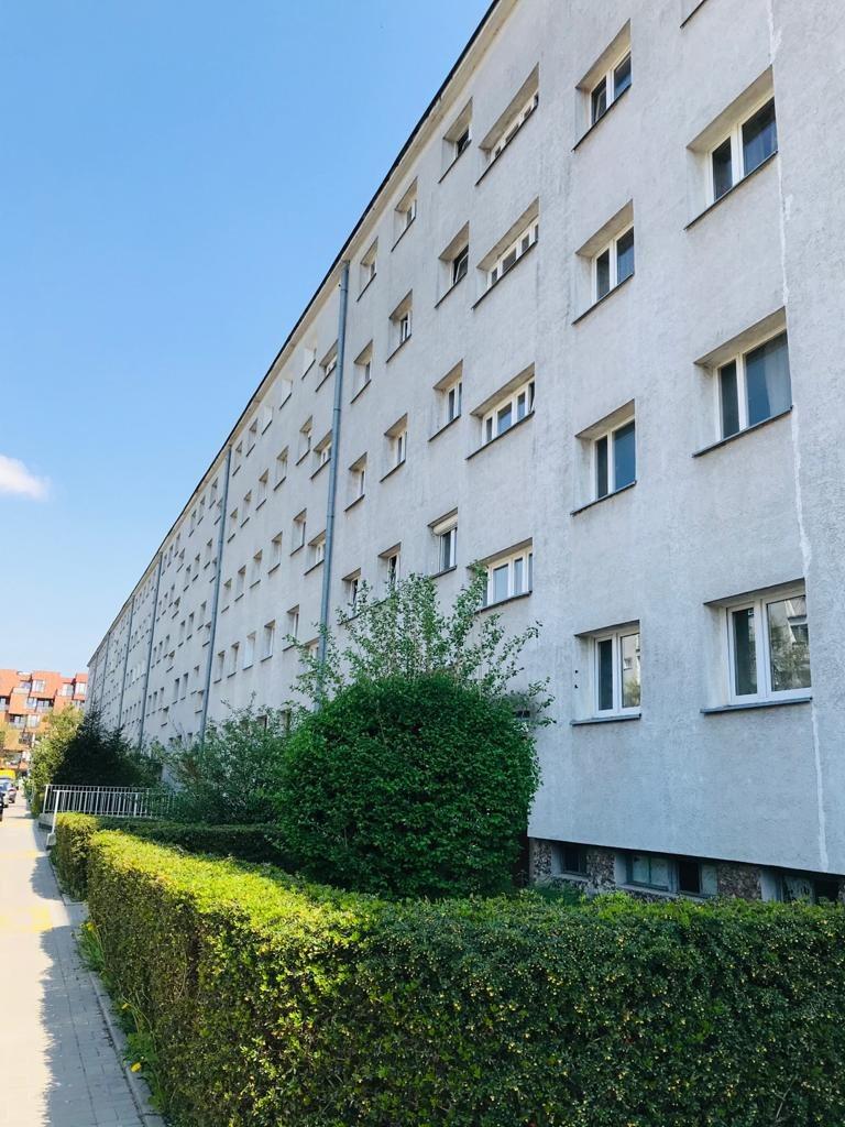 Mieszkanie trzypokojowe na sprzedaż Wrocław, Fabryczna, Grabiszynek, Inżynierska  44m2 Foto 1
