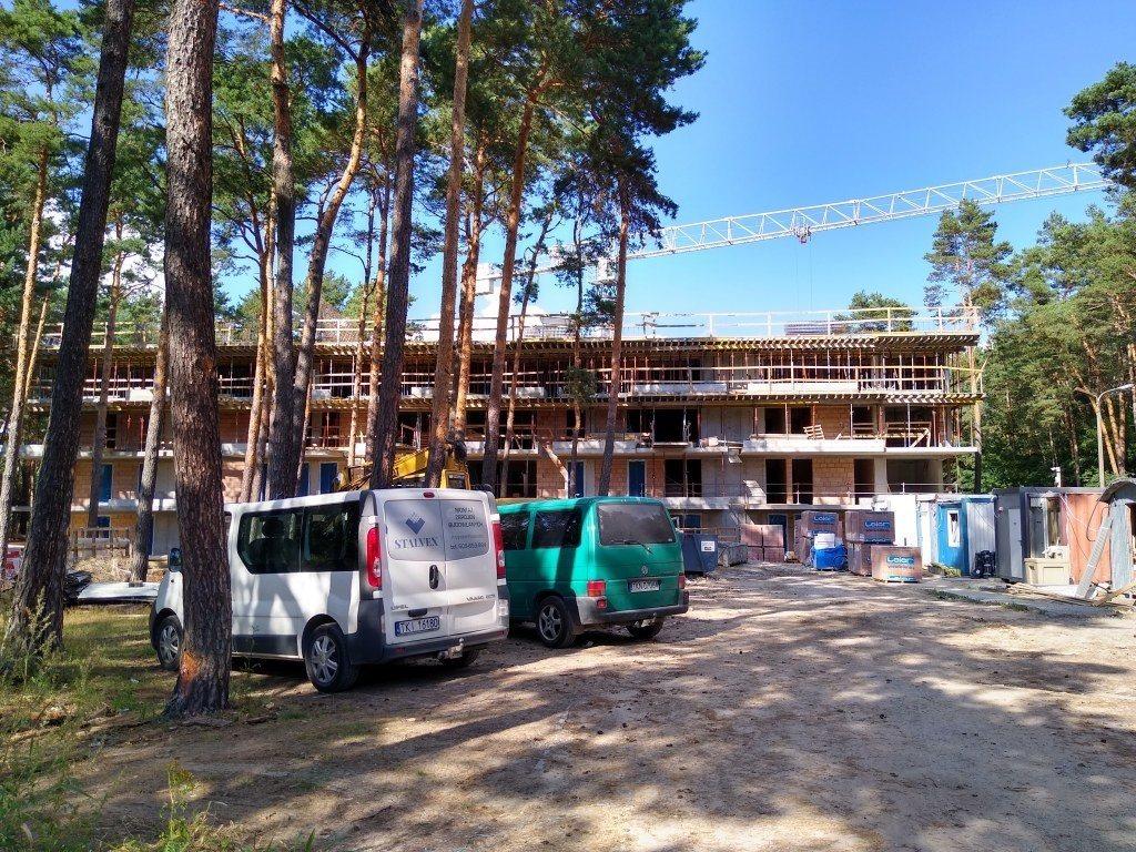 Mieszkanie dwupokojowe na sprzedaż Kielce, Baranówek  47m2 Foto 7